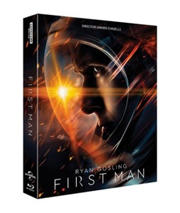 BLU-RAY / FIRST MAN 4K STEELBOOK LE (4K UHD+BD)