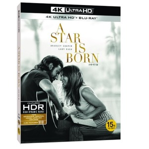 BLU-RAY / A Star is Born (4K UHD+BD)