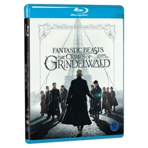 BLU-RAY / Fantastic Beasts: The Crimes of Grindelwald (Theatrical+Extended Edition) LE