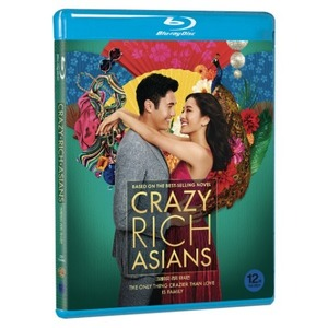 BLU-RAY / CRAZY RICH ASIANS