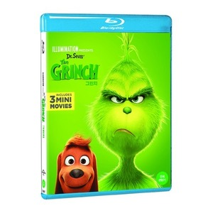 BLU-RAY / The Grinch