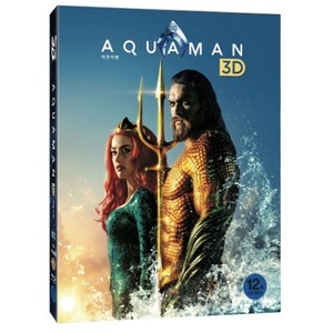 BLU-RAY / AQUAMAN (2D+3D)