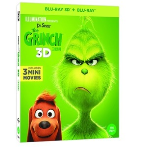 BLU-RAY / The Grinch 2D+3D
