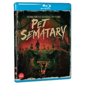 BLU-RAY / PET SEMATARY (1989) Remastered