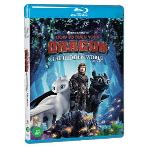 BLU-RAY / HOW TO TRAIN YOUR DRAGON : The Hidden World