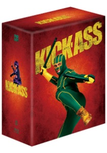 KICK-ASS STEELBOOK ONE-CLICK BOX SET (NE#23)