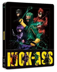 KICK-ASS STEELBOOK 1/4 SLIP (NE#23)