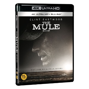 BLU-RAY / THE MULE (4K UHD+BD)