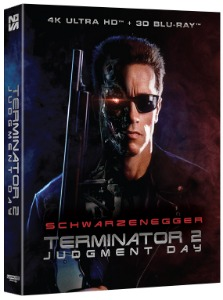 BLU-RAY / TERMINATOR 2 ; JUDGMENT DAY (4K UHD+3D)