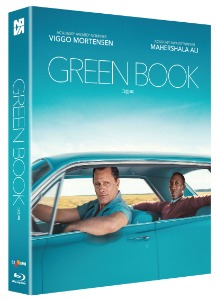 BLU-RAY / GREEN BOOK FULL SLIP LE (1,000 NUMBERED)
