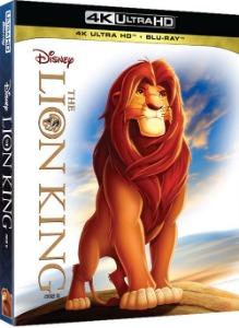 BLU-RAY / THE LION KING (4K UHD+2D)