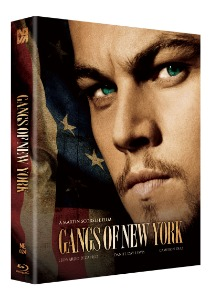 Gangs of New York STEELBOOK LENTICULAR FULL SLIP B (NE#24)