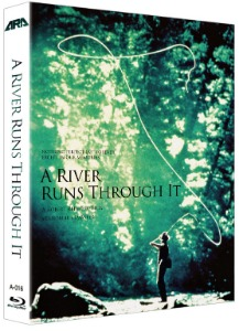 BLU-RAY / A River Runs Through It Remastering
