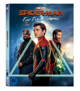 BLU-RAY / Spider-Man: Far From Home 2D+3D+Bouns