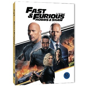 BLU-RAY / Fast & Furious Presents: Hobbs & Shaw