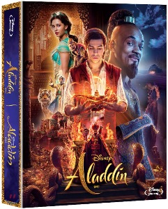 BLU-RAY / Aladdin Live&Ani DOUBLE PACK