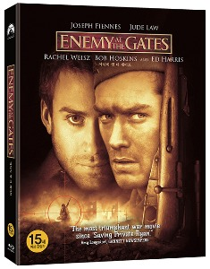 BLU-RAY / ENEMY AT THE GATES LE