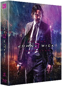 John Wick: Chapter 3 STEELBOOK FULL SLIP A (NE#25)
