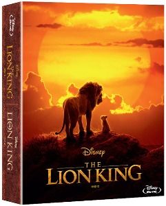 BLU-RAY / The Lion King Live&Ani DOUBLE PACK