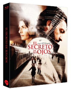 BLU-RAY / The Secret In Their Eye FS LE
