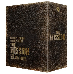 BLU RAY / THE MISSION STEELBOOK  STEELBOOK ONE-CLICK BOX SET LE