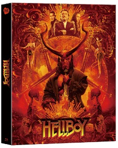 BLU-RAY / Hellboy FULL SLIP LE