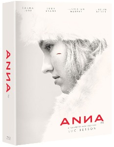 BLU-RAY / Anna Fullslip Limited Edition