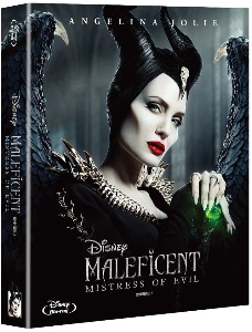 BLU-RAY / Maleficent: Mistress of Evil Steelbook Limited Edition