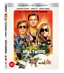 BLU-RAY / Once Upon A Time… In Hollywood (2Disc : 4K UHD + 2D)