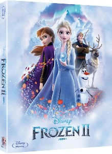 BLU-RAY / Frozen 2 BD (1 Disc)