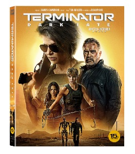 BLU-RAY / Terminator: Dark Fate (SLIP CASE LE)