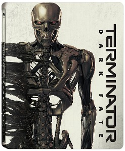 BLU-RAY / Terminator : Dark Fate Steelbook Limited Edition (2disc: 4K UHD + 2D)