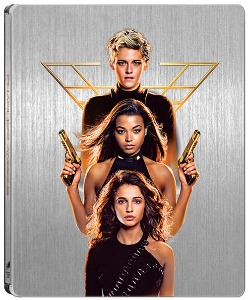 BLU-RAY / Charlie's Angels STEELBOOK LE