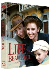 BLU-RAY / LIFE IS BEAUTIFUL Full Slip