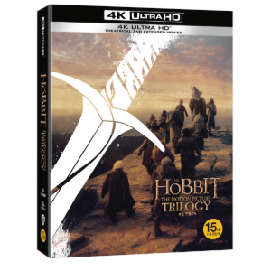 BLU-RAY / Hobbit 4K UHD Trilogy ( 6 Disc)