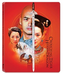 BLU-RAY /  Crouching Tiger, Hidden Dragon (2Disc 4K UHD + steelbook LE)
