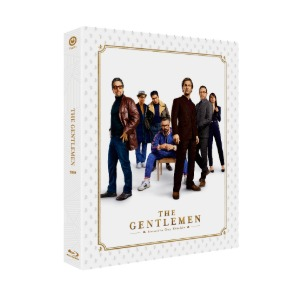 BLU-RAY / The Gentleman Plain Edition BD