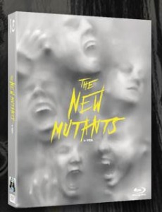 BLU-RAY / The New Mutants  (1Disc)