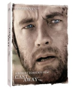 BLU-RAY / Cast Away (1 Disc, First Release Edition only numbering slip case)