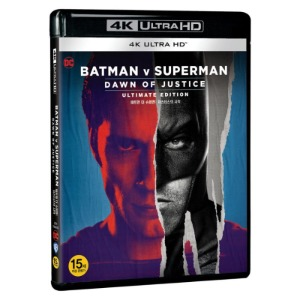 BLU-RAY / Batman v Superman: Dawn of Justice (1Disc 4K UHD LE)