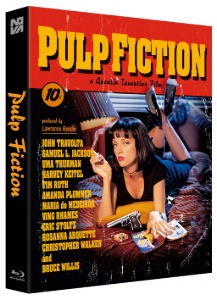 BLU-RAY / PULP FICTION FULL SLIP PLAIN EDITION
