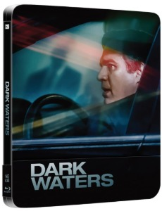 Dark Waters STEELBOOK 1/4 SLIP (NE#30)