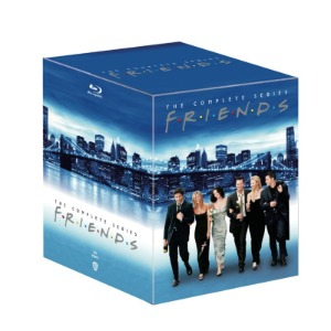BLU-RAY / Friends, Complete Series (20Disc)