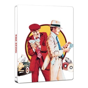 BLU-RAY / THE STING STEEL BOOK LE (2Disc, 4K UHD+BD)