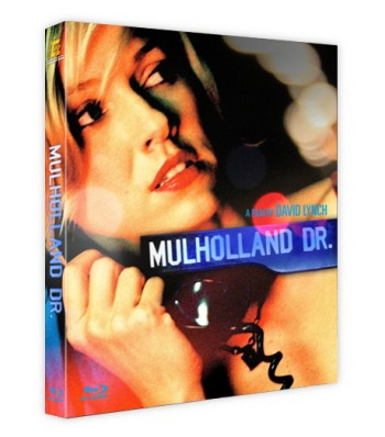 BLU-RAY / MULHOLLAND DR. (FULL-SLIP)