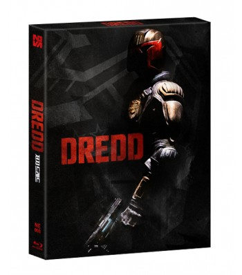 DREDD(2D+3D) PET SLIP BLACK EDITION (NE #8)