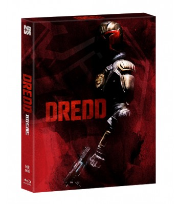 DREDD(2D+3D) PET SLIP RED EDITION (NE #8)