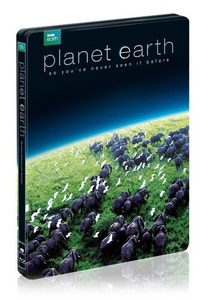 BLU-RAY / PLANET EARTH UCE 1/4 SLIP STEELBOOK (6 DISC)