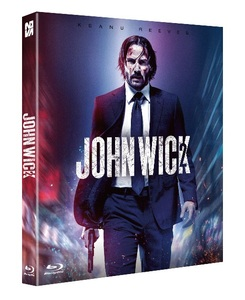 BLU-RAY / JOHN WICK 2 - FULL SLIP (PLAIN EDITION)