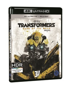 BLU-RAY / TRANSFORMERS : DARK OF THE MOON LE (2D+4K UHD)